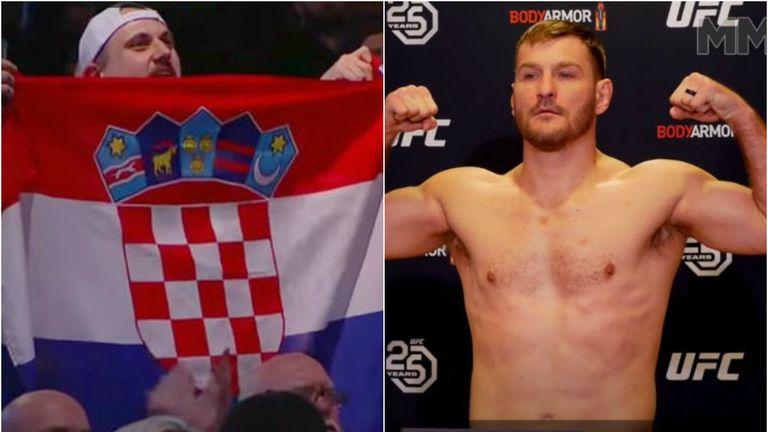 Image result for Stipe Miočić dobio veliko priznanje