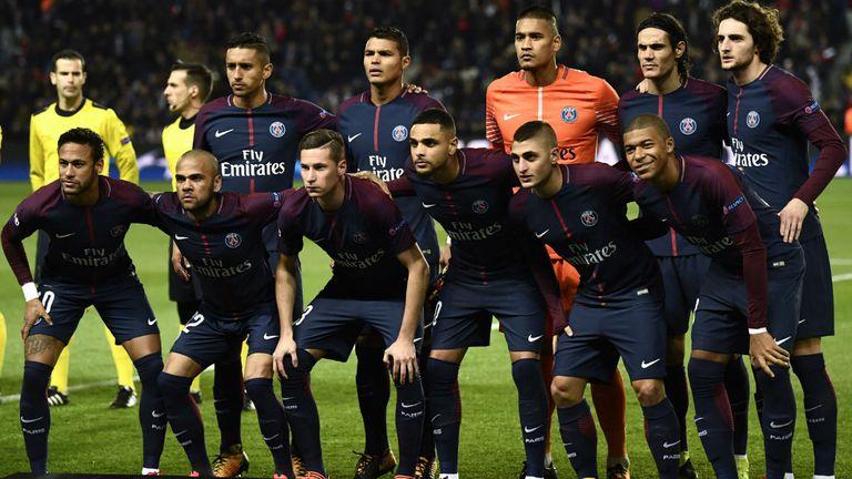 Momčad PSG-a