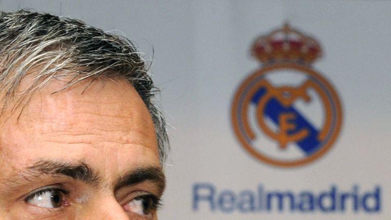 Jose Mourinho opet u kombinacijama za trenera Reala