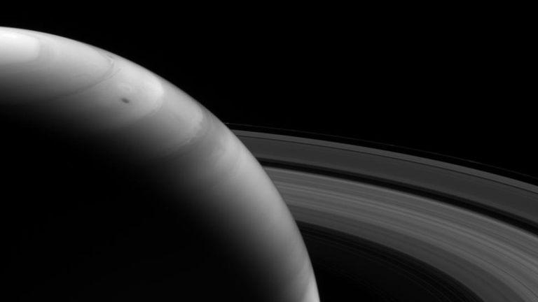 Saturnovi prstenovi (Foto: AFP)