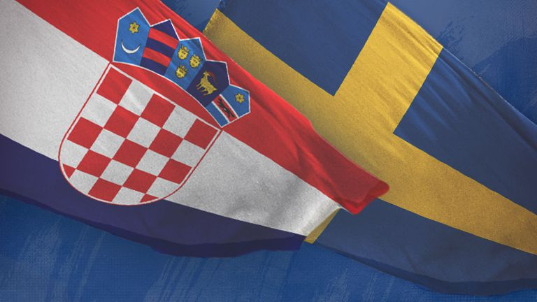 hrvatska svedska rukomet