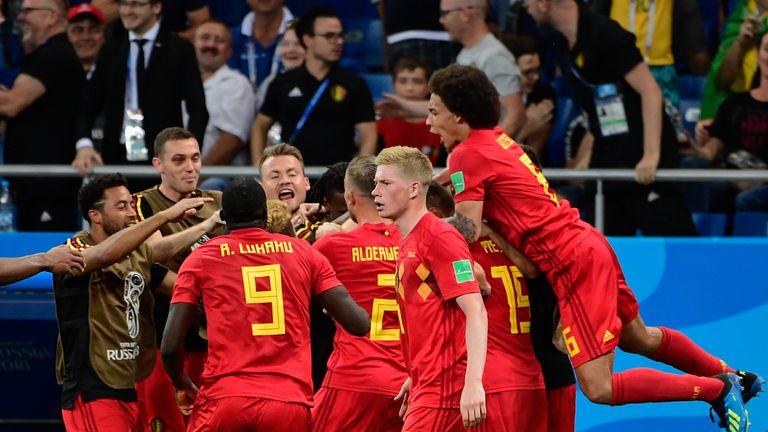 Slavlje Belgijanaca