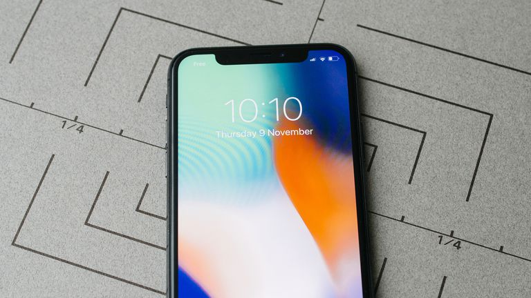 iPhone X (Foto: Getty Images)