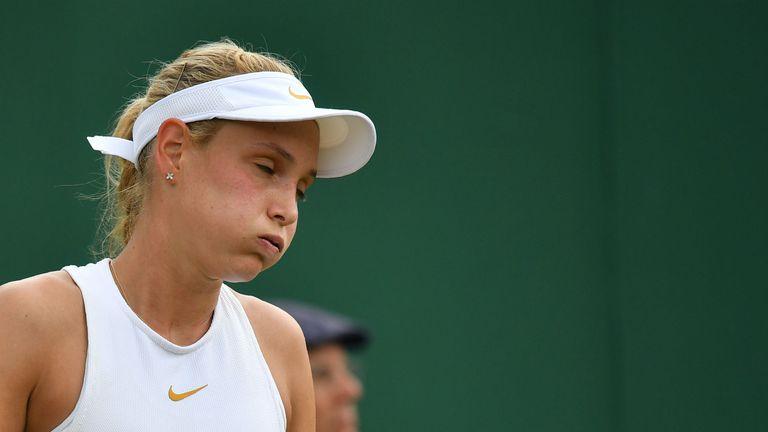 Donna Vekić ostala bez plasmana u četvrtfinale Wimbledona - Gol.hr 013c6d9f49