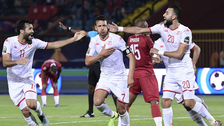 Tunis slavi pogodak protiv Madagaskara