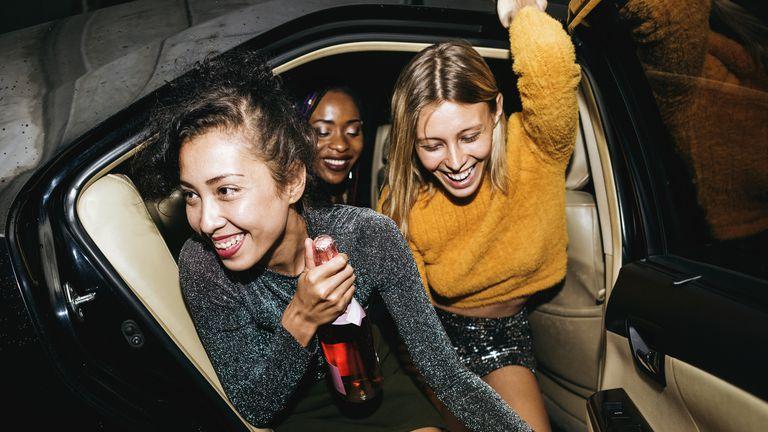 Pijanstvo u automobilu (Foto: Thinkstock)