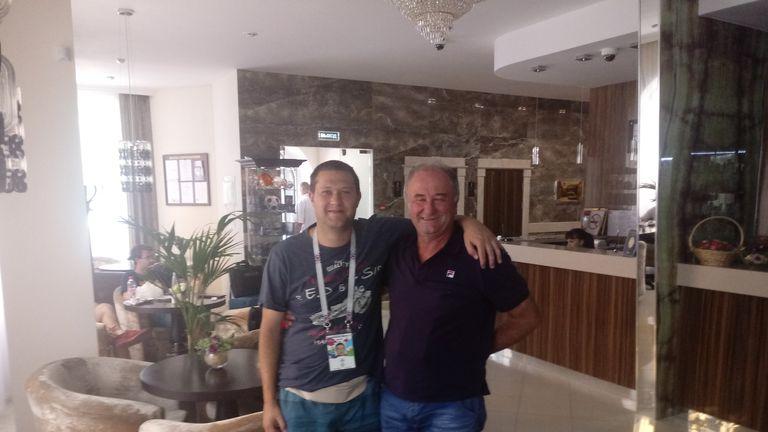 Tom i Karlo Čotić