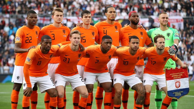 Reprezentacija Nizozemske