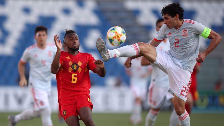 Španjolska - Belgija na U-21 Euru