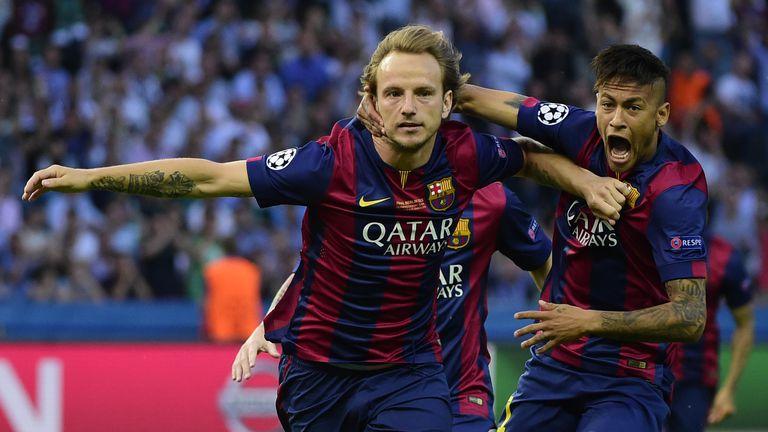 Ivan Rakitić i Neymar