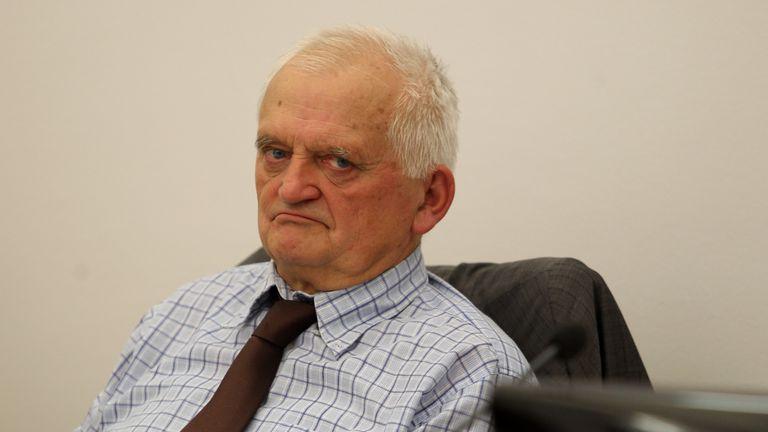 Vladimir Paar (Foto: Boris Scitar/Vecernji list/PIXSELL)