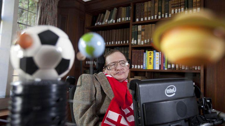 Stephen Hawking (Foto: David Parry/Press Association/PIXSELL)