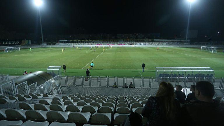 Na utakmici Rudeš - Inter Zaprešić bio je 91 gledatelj
