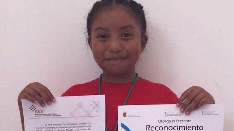 Xochitl Guadalupe Cruz (Foto:UNAM)