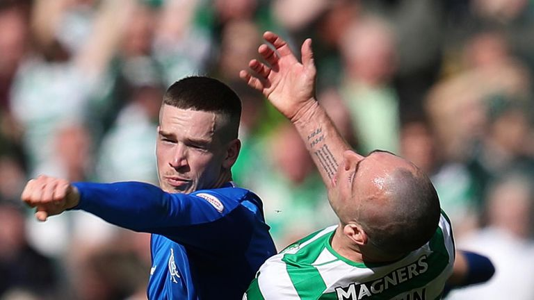 Ryan Kent i Scott Brown
