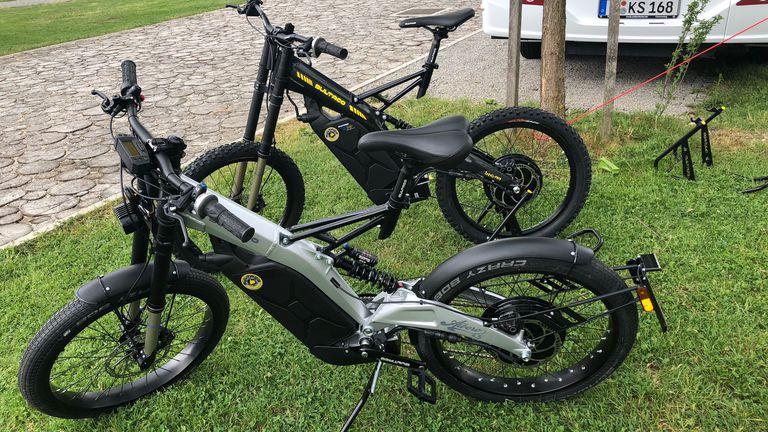 Bultaco električni bicikli