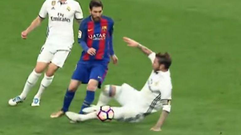 Ramos faulira Messija