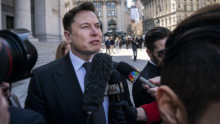 Elon Musk (Foto: AFP)