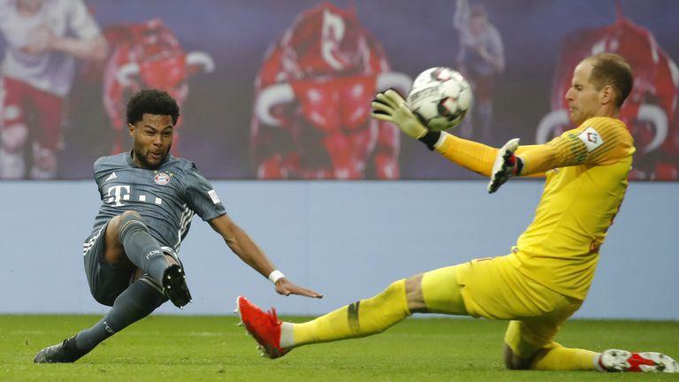 Gnabry promašuje priliku za Bayern