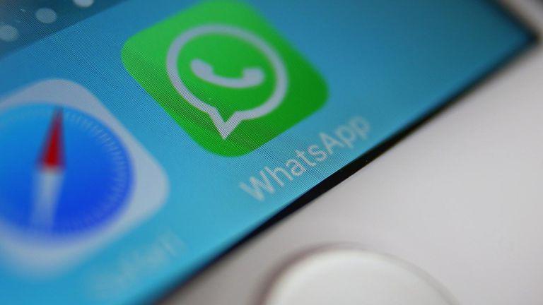 WhatsApp, ilustracija (Foto: Karl-Josef Hildenbrand/DPA/PIXSELL)