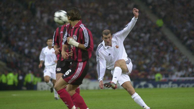 Zidaneova golčina protiv Bayer Leverkusena