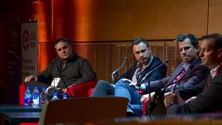 S konferencije o digitalnom marketingu u Zagrebu (Foto: Dnevnik.hr)