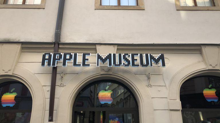 Appleov muzej u Pragu (Foto: ZIMO)