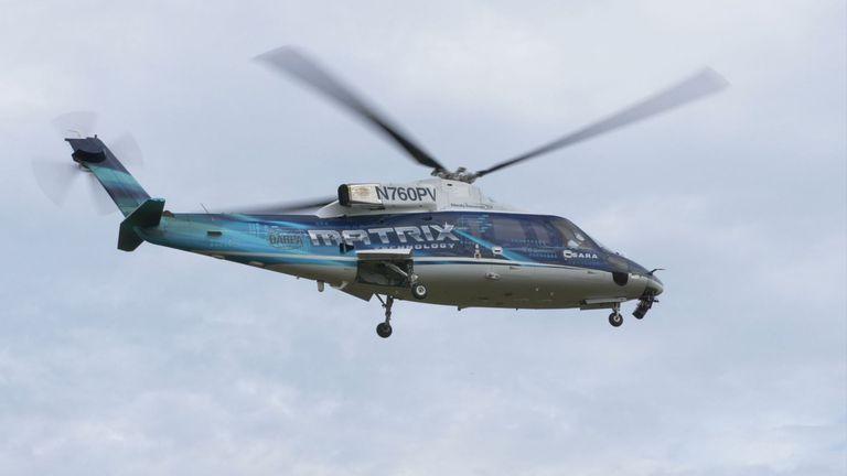 Američka vojska testira novi sustav navođenja helikoptera (Srceenshot: DARPA)