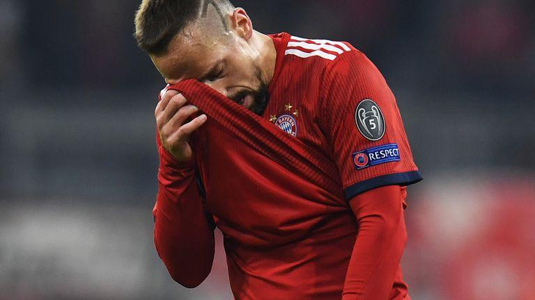 """Sramotni ispad zvijezde Bayerna: """"Je... vam majke, bake i cijelo obiteljsko stablo"""" 1"""