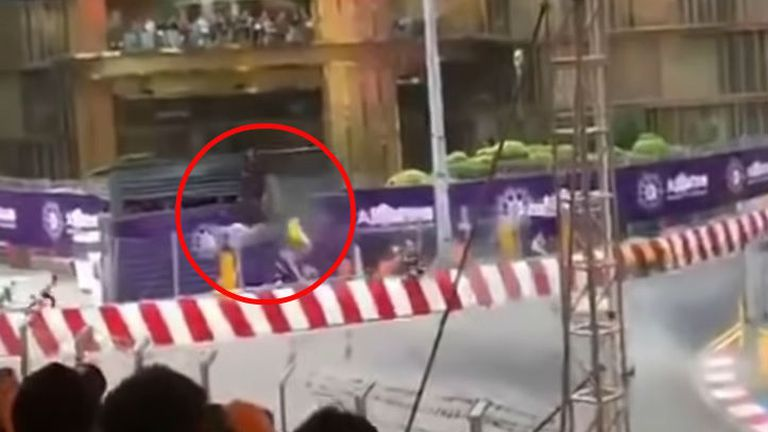 Velika nesreća u Macau