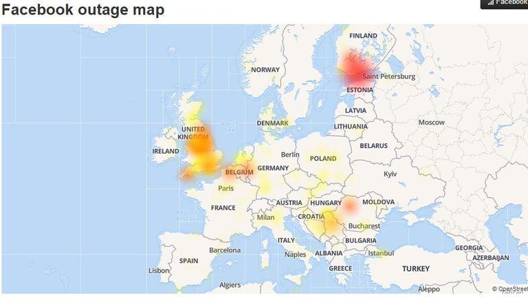 Problemi na mreži