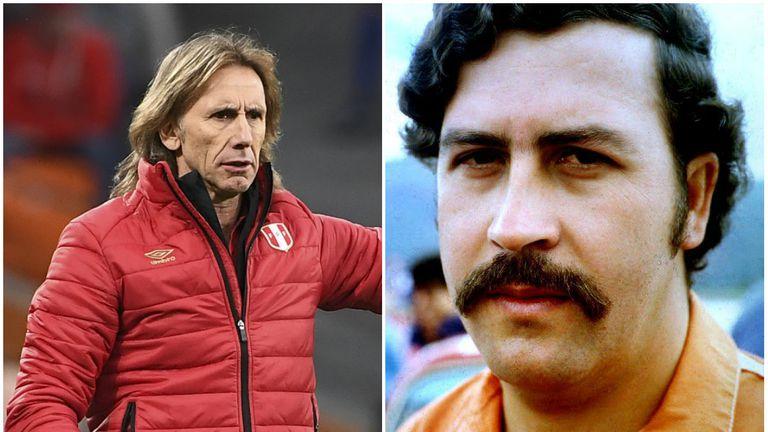 Izbornik Perua Gareca i Pablo Escobar