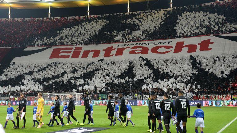 Eintracht Frankfurt - Apollon Limassol