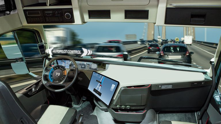 Autonomna vožnja