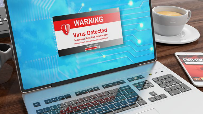 Malware i virusi na računalu