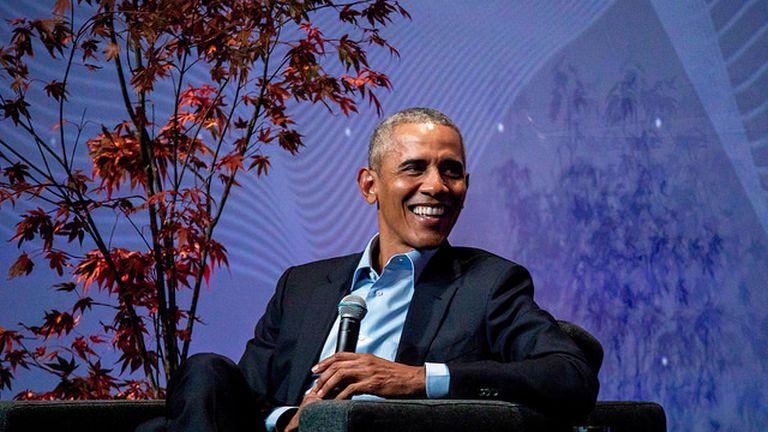 Barack Obama 4 (Foto: Alexander Eriksson / Oslo Business Forum)
