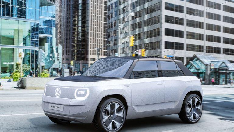 VW ID LIFE - 2