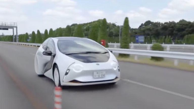 Toyotin prototip sa solid state baterijama