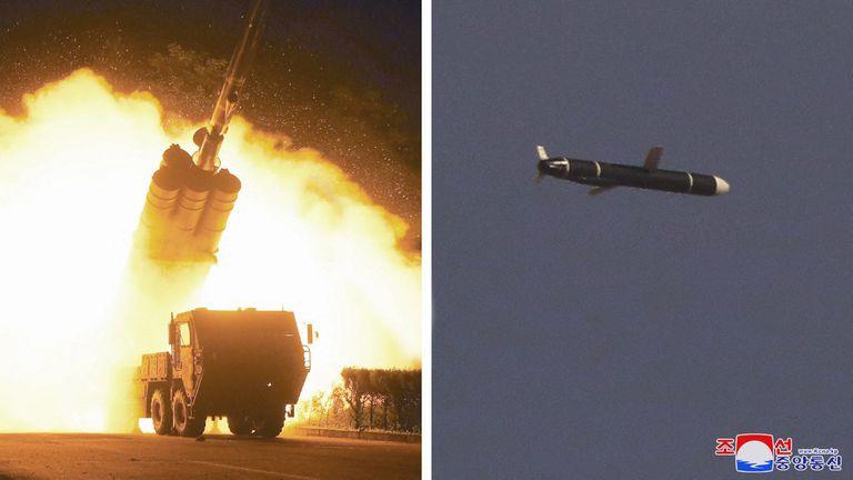 Sjevernokorejska krstareća raketa