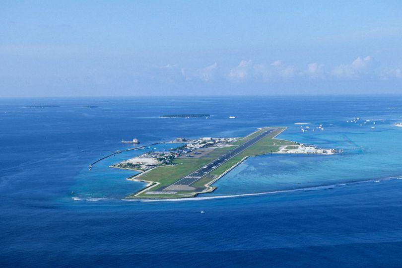 Aerodrom na Maldivima - 4