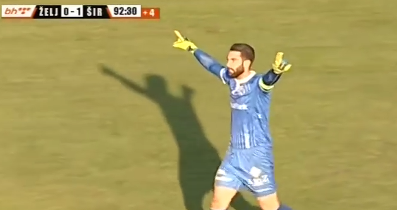 Vedran Kjosevski (Screenshot: YouTube)
