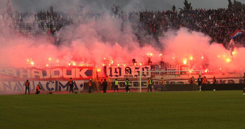 Torcida (Photo: Ivo Cagalj/PIXSELL)