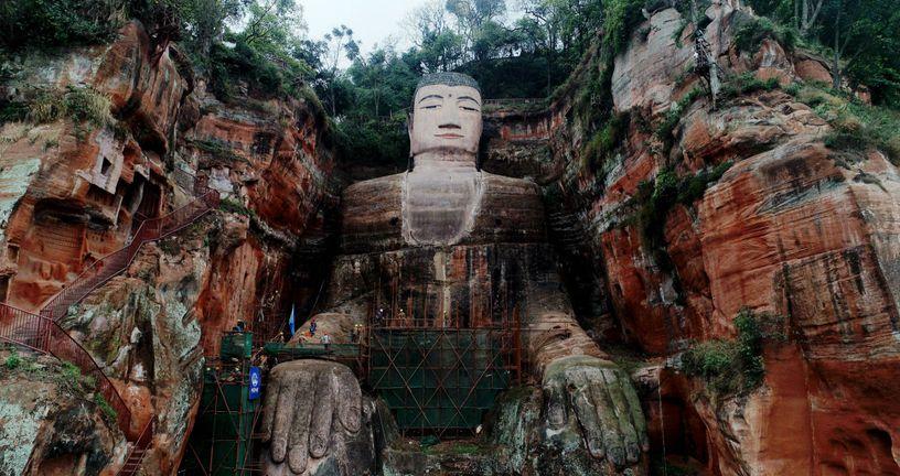 Veliki Buda u Leshanu - 1
