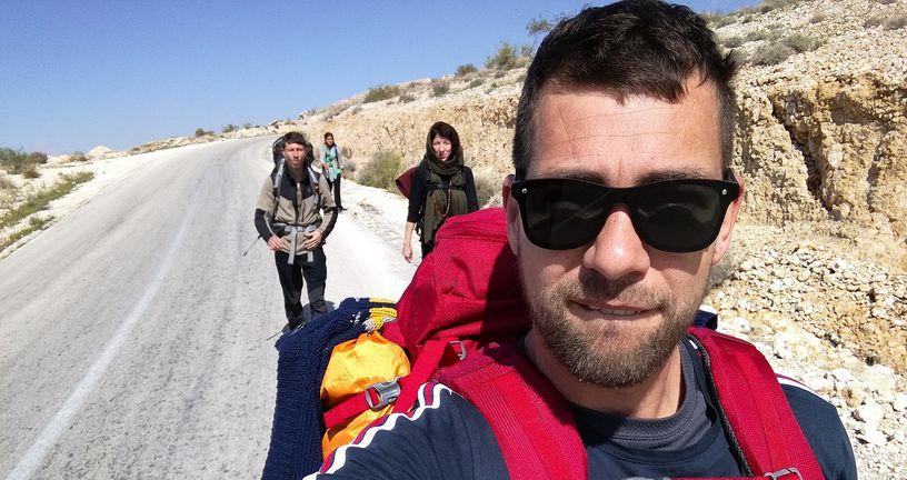 Hodanje prema Perzijskom zaljevu