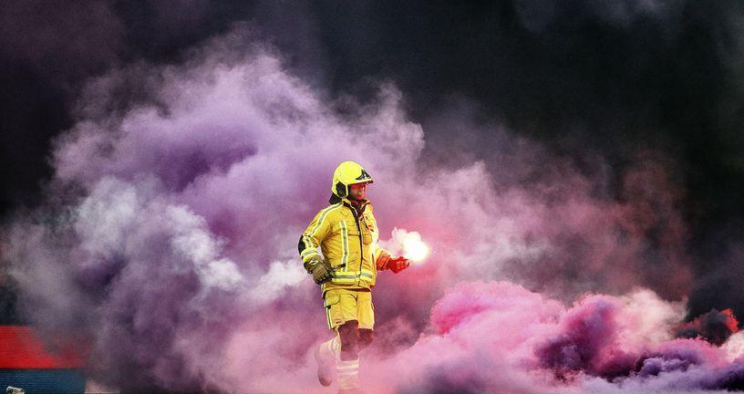Prekid u Liegeu (Foto: AFP)