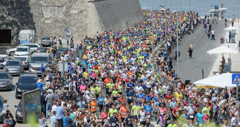 Lanjska utrka Wings for Life World Run u Zadru (Foto: Dino Stanin/PIXSELL)