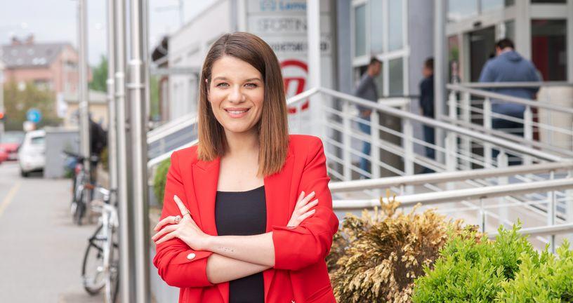 Maja Blažević (Foto: Dnevnik.hr)