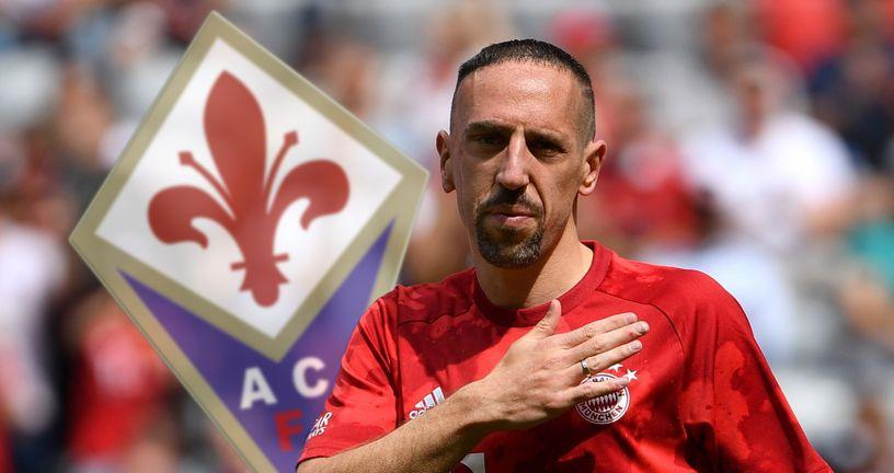 Ribery u Fiorentini (Foto: Frank Hoermann/DPA/PIXSELL)