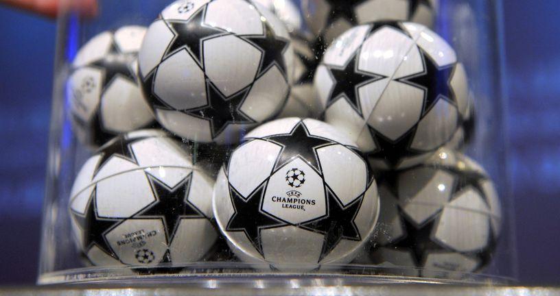 Ždrijeb Lige prvaka (Foto: AFP)