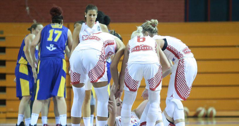 Hrvatska ženska košarkaška reprezentacija